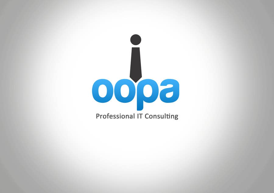 """Bài tham dự cuộc thi #                                        25                                      cho                                         Exciting new logo for an IT services firm called """"oopa"""""""