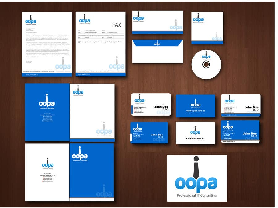 """Bài tham dự cuộc thi #                                        103                                      cho                                         Exciting new logo for an IT services firm called """"oopa"""""""