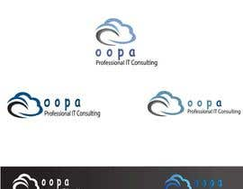 "Hamza9909 tarafından Exciting new logo for an IT services firm called ""oopa"" için no 169"