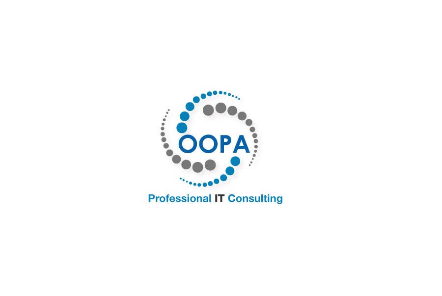"""Bài tham dự cuộc thi #                                        14                                      cho                                         Exciting new logo for an IT services firm called """"oopa"""""""