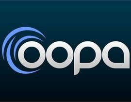 "#144 untuk Exciting new logo for an IT services firm called ""oopa"" oleh trying2w"