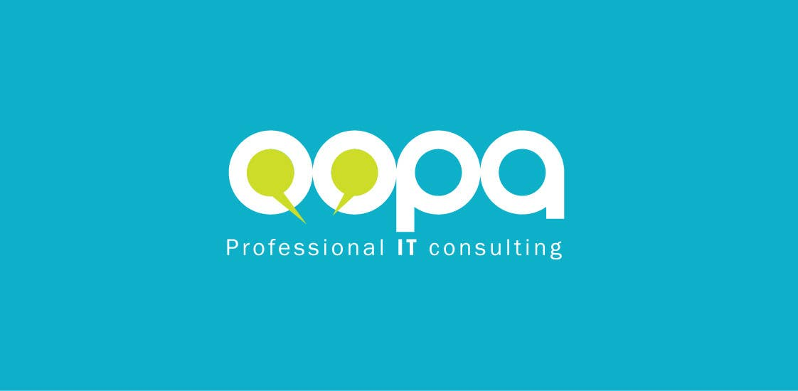 """Bài tham dự cuộc thi #                                        46                                      cho                                         Exciting new logo for an IT services firm called """"oopa"""""""