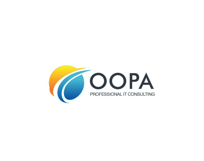 """Bài tham dự cuộc thi #                                        153                                      cho                                         Exciting new logo for an IT services firm called """"oopa"""""""