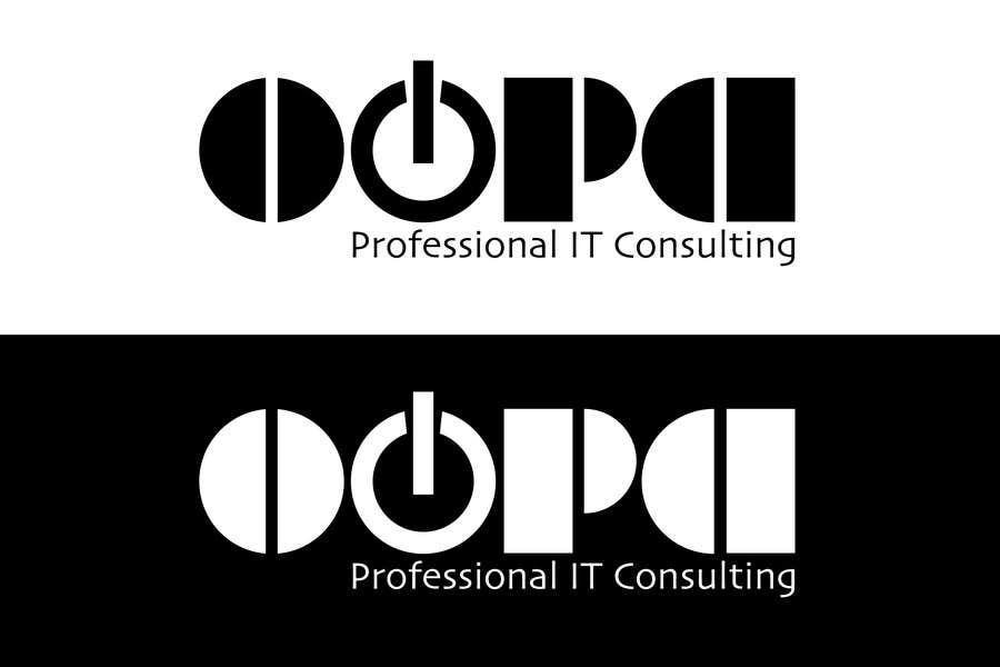 """Bài tham dự cuộc thi #                                        166                                      cho                                         Exciting new logo for an IT services firm called """"oopa"""""""