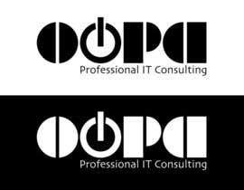 "#166 untuk Exciting new logo for an IT services firm called ""oopa"" oleh stanbaker"