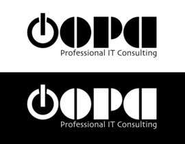 "#167 untuk Exciting new logo for an IT services firm called ""oopa"" oleh stanbaker"