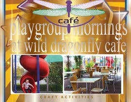 #18 for Design a Flyer for Cafe for Pop Up Playgroup Activities af zizolopez