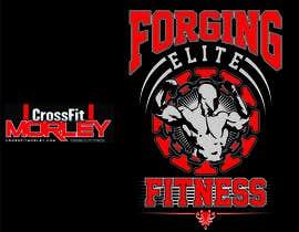 Nro 10 kilpailuun Design a T-Shirt for a CrossFit Gym käyttäjältä mj956