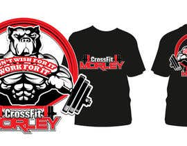 #47 for Design a T-Shirt for a CrossFit Gym by MadaU