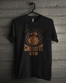 Nro 15 kilpailuun Design a T-Shirt for a CrossFit Gym käyttäjältä murtalawork