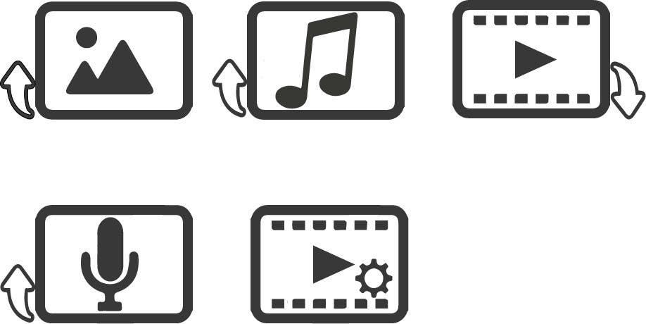 Konkurrenceindlæg #                                        9                                      for                                         Design some graphics for Online Video Creation Tool