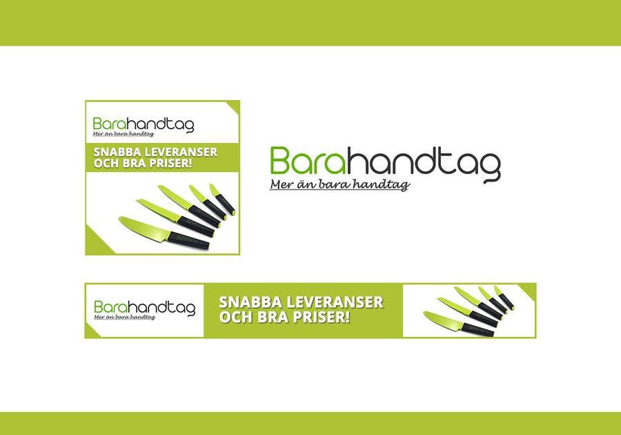 Inscrição nº 4 do Concurso para Design banners for our webshop