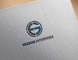 #28 for Design a Logo for Grading Enterprises by rajibdebnath900