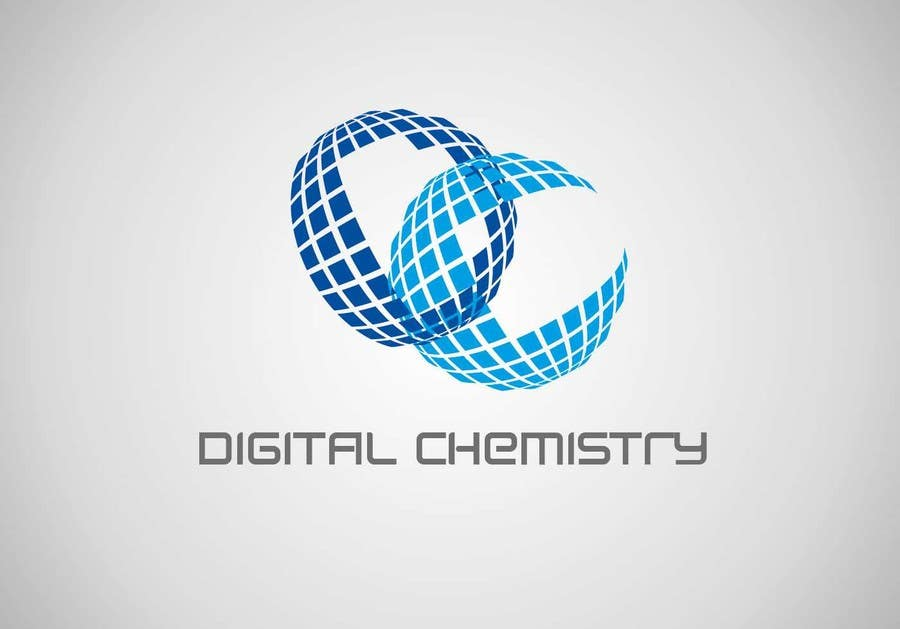 Kilpailutyö #116 kilpailussa Design a Logo for Digital Chemistry