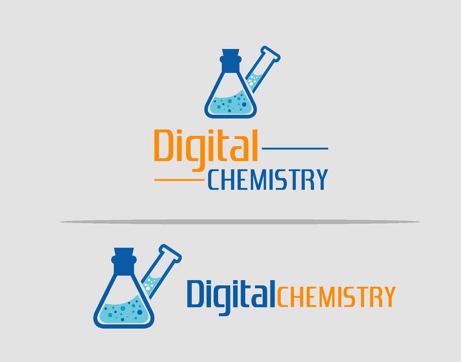Kilpailutyö #193 kilpailussa Design a Logo for Digital Chemistry