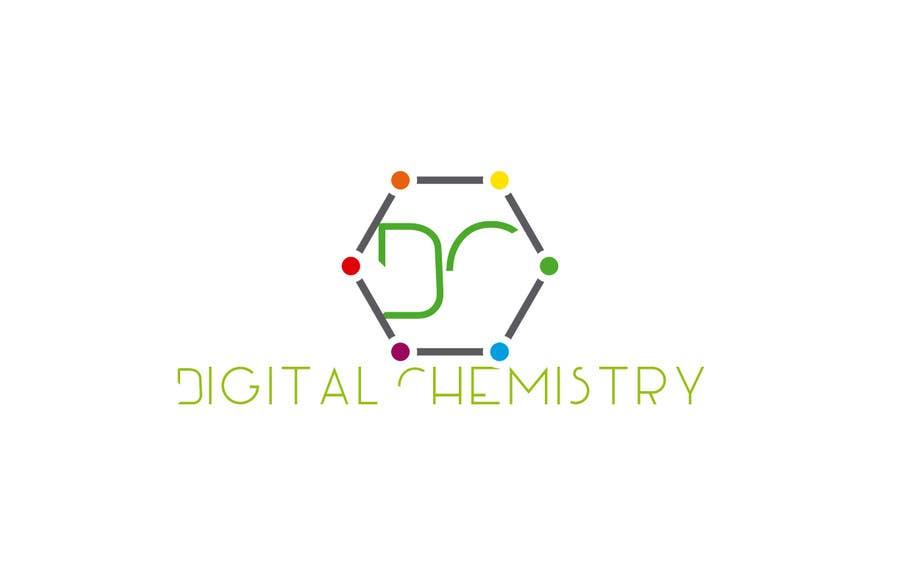 Kilpailutyö #138 kilpailussa Design a Logo for Digital Chemistry