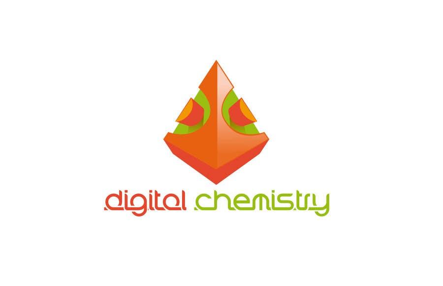 Kilpailutyö #144 kilpailussa Design a Logo for Digital Chemistry