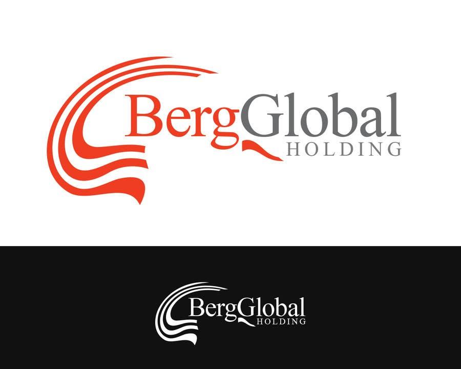 Konkurrenceindlæg #                                        21                                      for                                         Design a Logo for Berg Global Holding Company