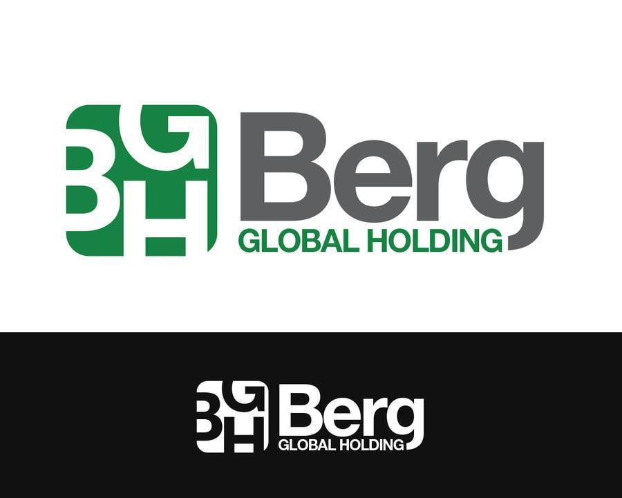 Bài tham dự cuộc thi #24 cho Design a Logo for Berg Global Holding Company