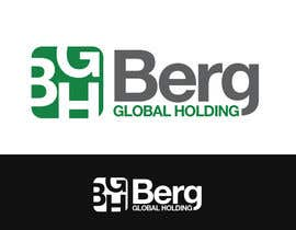 #24 for Design a Logo for Berg Global Holding Company af MusamimDesign
