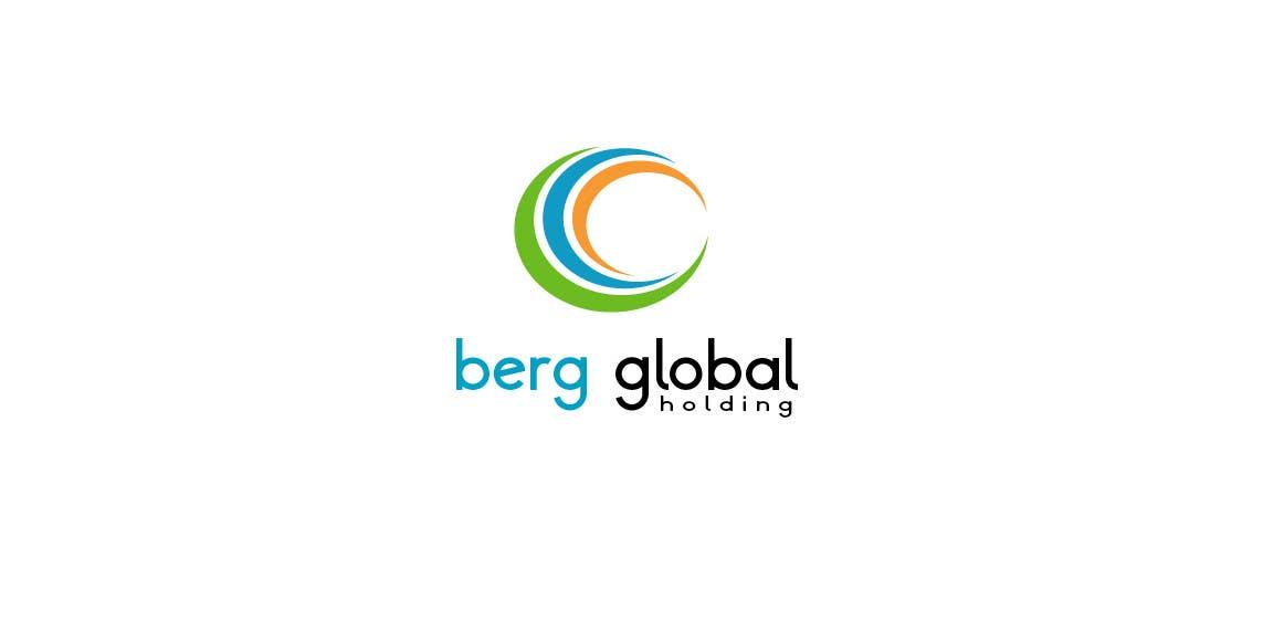 Konkurrenceindlæg #                                        27                                      for                                         Design a Logo for Berg Global Holding Company