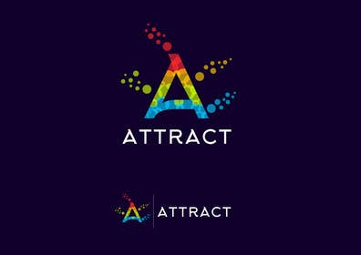 "#91 untuk Design a Corporate Logo for ""Attract LLC."" oleh meresel"