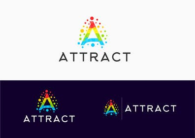 "#288 untuk Design a Corporate Logo for ""Attract LLC."" oleh meresel"