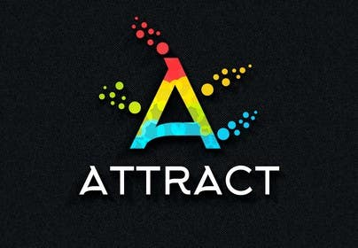 "#375 untuk Design a Corporate Logo for ""Attract LLC."" oleh meresel"