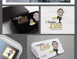 """#18 para Desarrollar una identidad corporativa para la empresa """"El Gusto de Dalí"""". por nanocb72"""