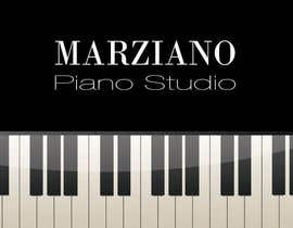 #43 para Design some Business Cards for a Piano teaching business por AngiH70