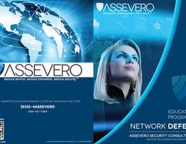 #6 para Design a Brochure for Assevero Security Consulting por ManuelSabatino