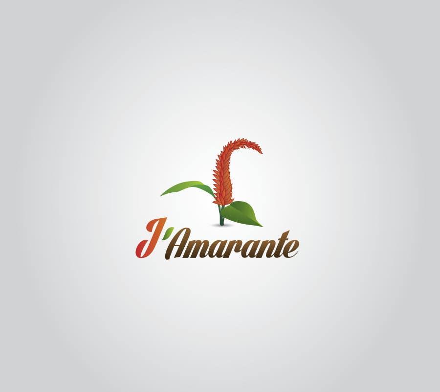 Kilpailutyö #55 kilpailussa Design a Logo for J'amarante