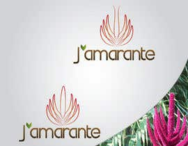 #107 for Design a Logo for J'amarante by Med7008