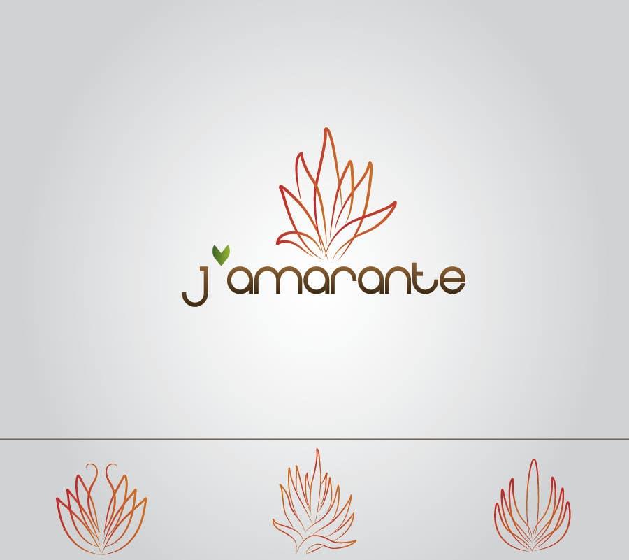 Kilpailutyö #117 kilpailussa Design a Logo for J'amarante
