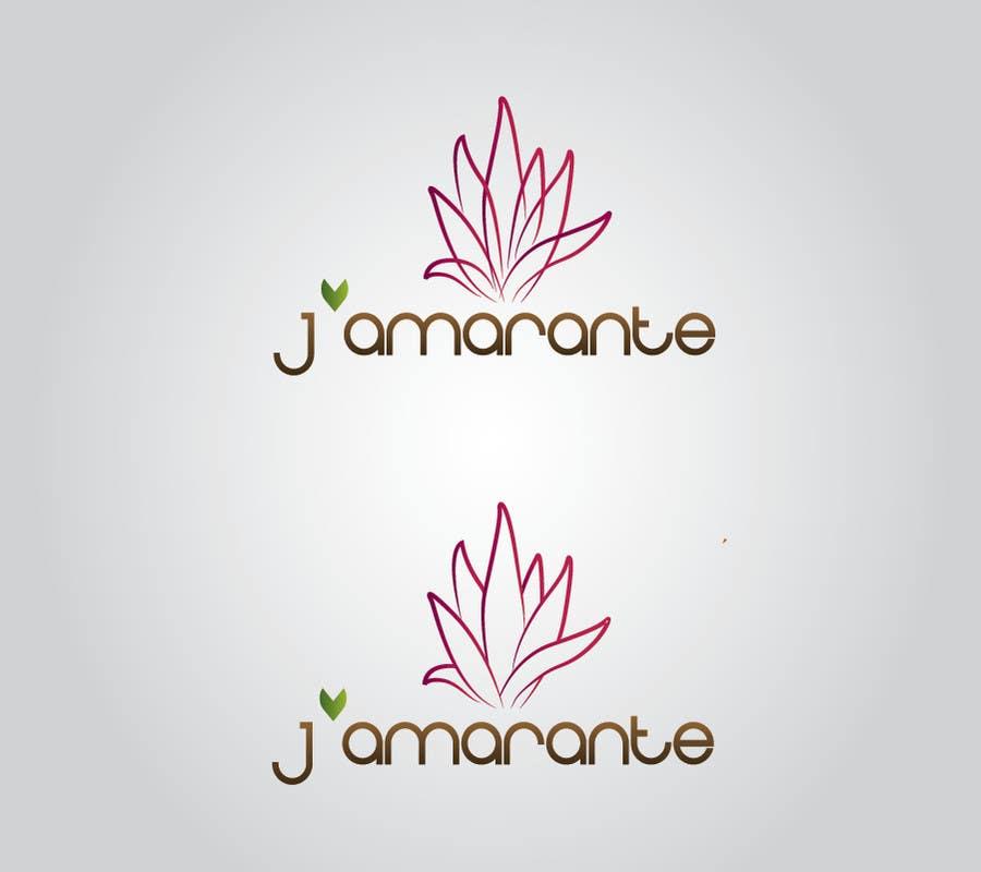 Penyertaan Peraduan #119 untuk Design a Logo for J'amarante