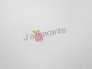 Nro 13 kilpailuun Design a Logo for J'amarante käyttäjältä thelionstuidos