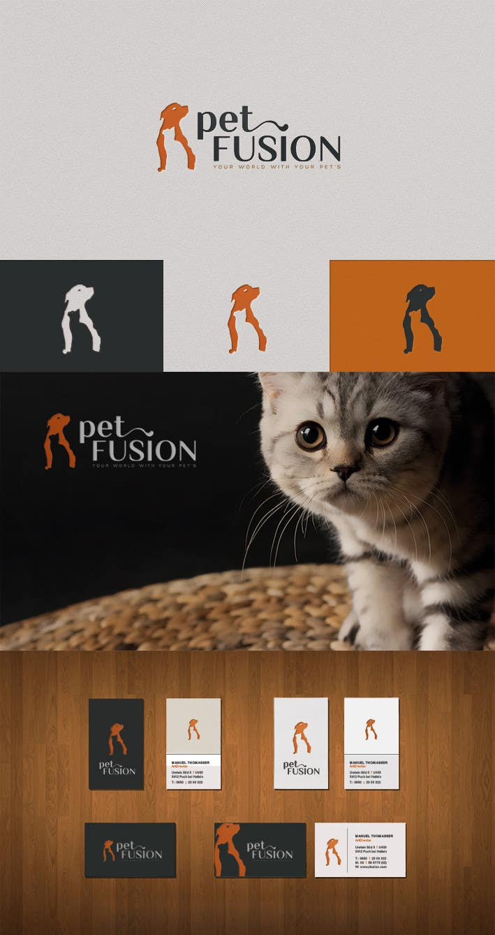 #399 for Design a Logo for Pet Products company by mthomasser