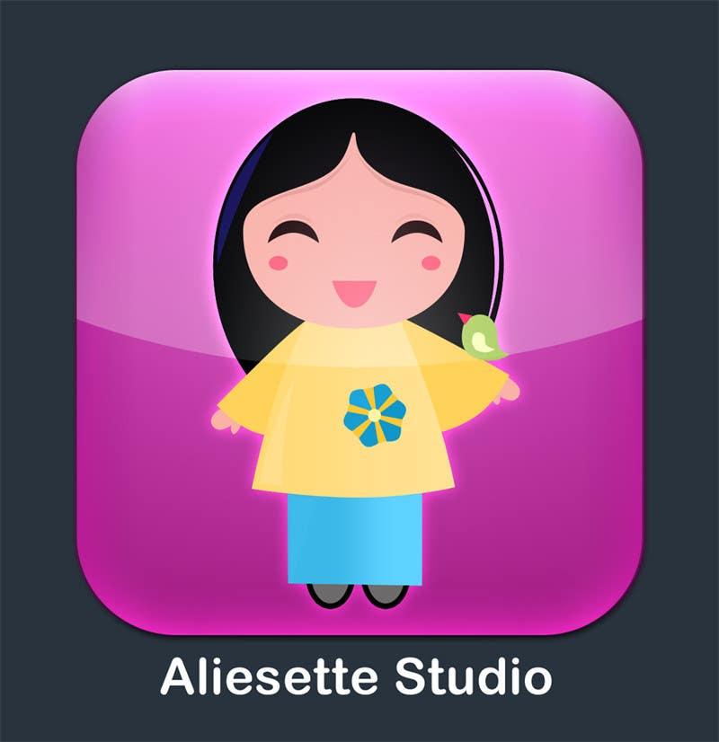 Inscrição nº                                         35                                      do Concurso para                                         Design a Logo for iPhone Apps Company