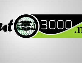 #34 para Design a logo for auto3000.nl, a website selling used cars up to 3000 euro por uniqmanage