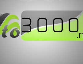#48 para Design a logo for auto3000.nl, a website selling used cars up to 3000 euro por uniqmanage