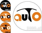 Design a logo for auto3000.nl, a website selling used cars up to 3000 euro için Graphic Design26 No.lu Yarışma Girdisi