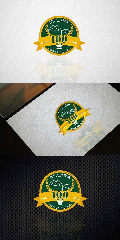 Konkurrenceindlæg #133 for Design a Logo for Killara Bowling Club