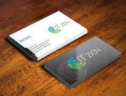 Graphic Design Konkurrenceindlæg #67 for Design some Business Cards for IT Zen