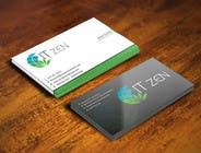 Graphic Design Konkurrenceindlæg #93 for Design some Business Cards for IT Zen