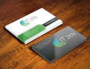 Graphic Design Konkurrenceindlæg #94 for Design some Business Cards for IT Zen