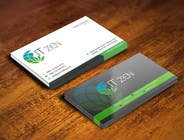 Graphic Design Konkurrenceindlæg #105 for Design some Business Cards for IT Zen