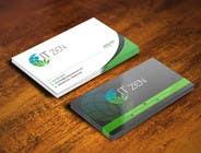 Graphic Design Konkurrenceindlæg #106 for Design some Business Cards for IT Zen