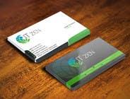 Graphic Design Konkurrenceindlæg #107 for Design some Business Cards for IT Zen