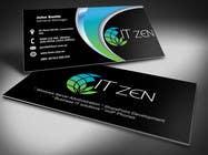 Graphic Design Konkurrenceindlæg #35 for Design some Business Cards for IT Zen