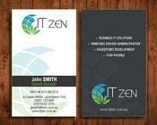 Graphic Design Konkurrenceindlæg #59 for Design some Business Cards for IT Zen